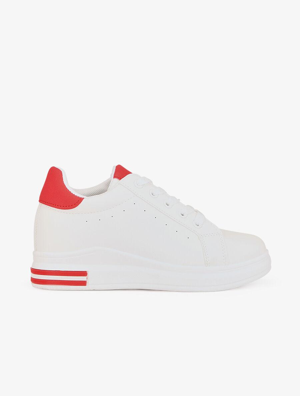 Sneakers en simili compensées image number null