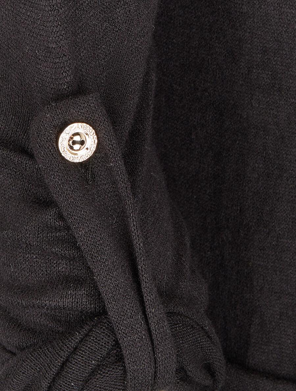 Gilet col châle - noir image number null