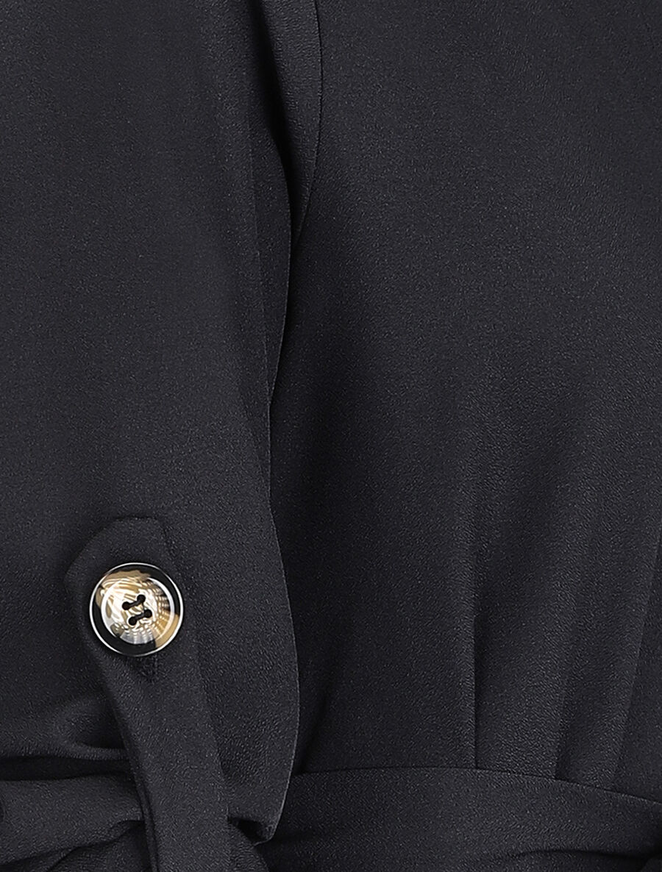 Robe chemise unie image number null