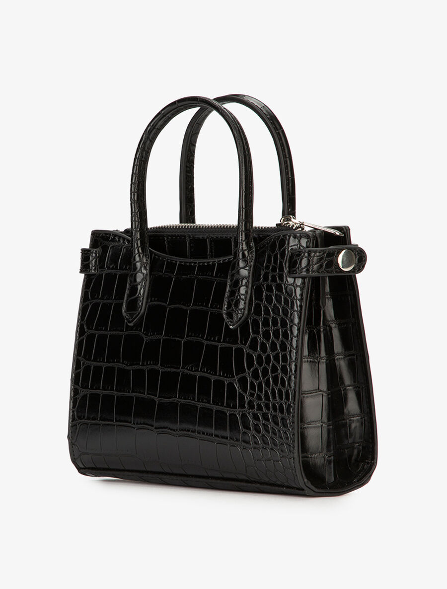 Sac besace Catherine - noir image number null