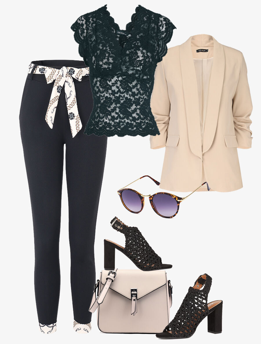Casual chic _❤️_ image number null